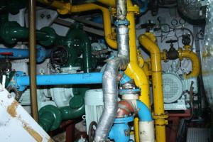 冷却水ポンプ類