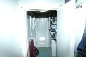 上甲板(操舵室)船員室
