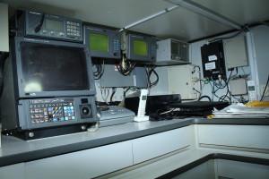 操舵船員室